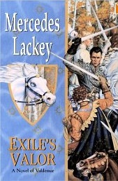 Exile's Valor, by Mercedes Lackey