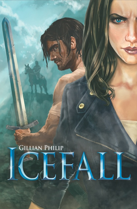 LawrenceMann - Icefall FRONT