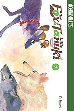 The Fox and the Little Tanuki 2